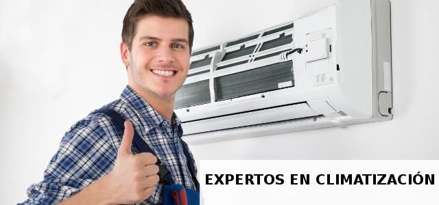 empresas climatizacion calle Tenor Garcia Romero